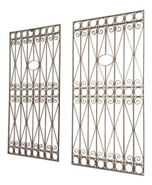 Image of Art Deco Doors and Gates