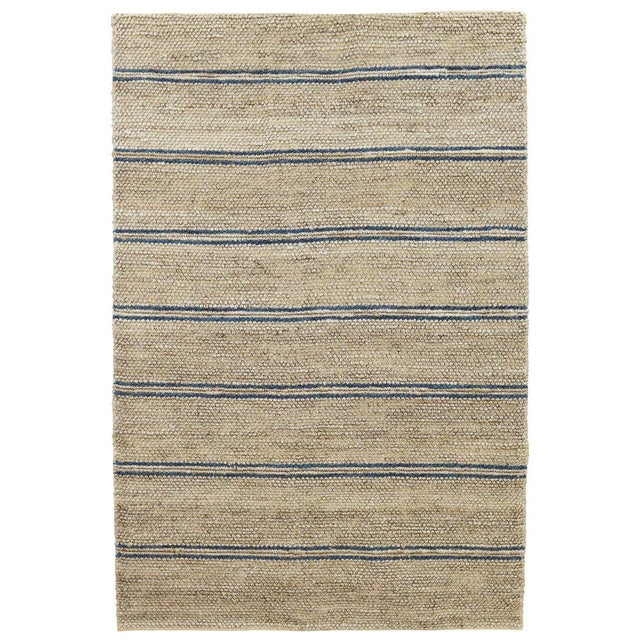 Madrid Gray Jute Area Rug - 8′ × 10′ For Sale - Image 10 of 10