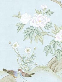 Image of Chinoiserie Wallpaper