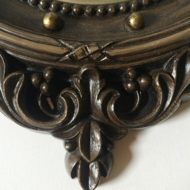 Federal Style Small Convex Mirror - Image 3 of 6