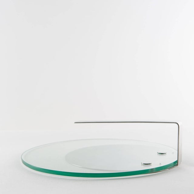 Mid-Century Modern Set of Two Steel Desk Pieces by Mazza Gramigna for Krupp For Sale - Image 3 of 10