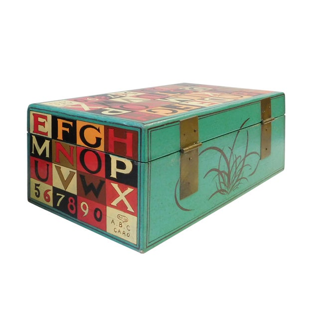 Chinese Rectangular Storage Box - Image 5 of 6