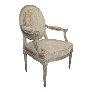 Louis XVI Dennis and Leen Style Side Chair