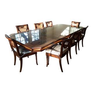 Theodore Alexander Regency Dining Set