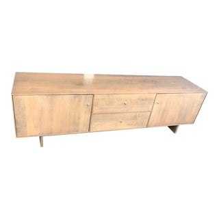 Modern Room & Board Media Console For Sale