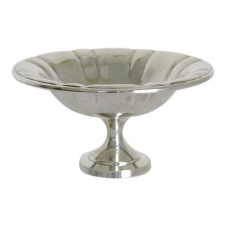 Oneida Silversmiths Pedestal Bowl For Sale