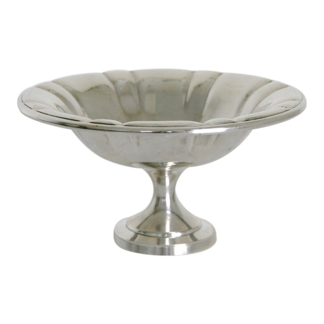 Oneida Silversmiths Pedestal Bowl For Sale