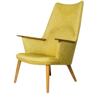 Hans Wegner AP-27 Lounge Chair For Sale
