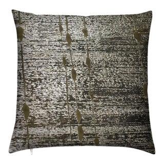 C.Heckscher Collection Decorative Throw Pillow - Seoul For Sale