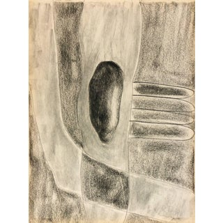 Charcoal Abstract For Sale