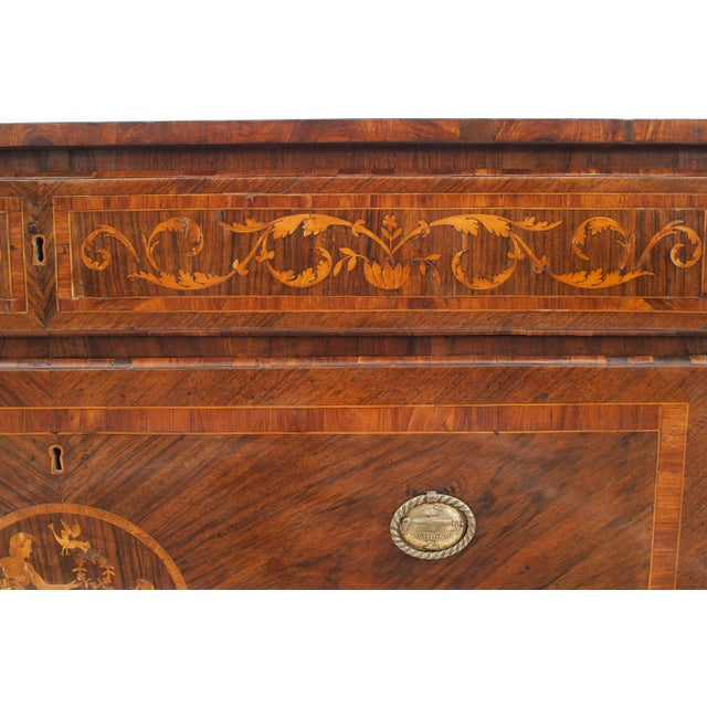 Late 18th Century Northern Italian 'Late 18th Century' Neoclassical Commode For Sale - Image 5 of 8