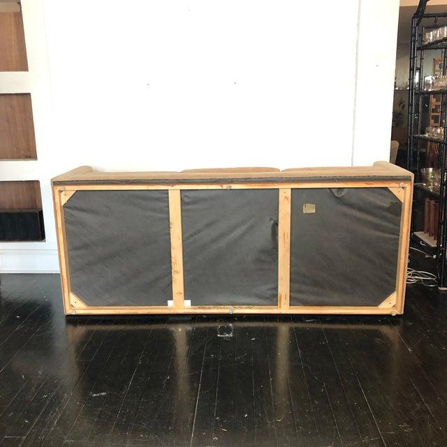 1960s Mueller Widdicomb Plinth Base Sofa For Sale In San Antonio - Image 6 of 13