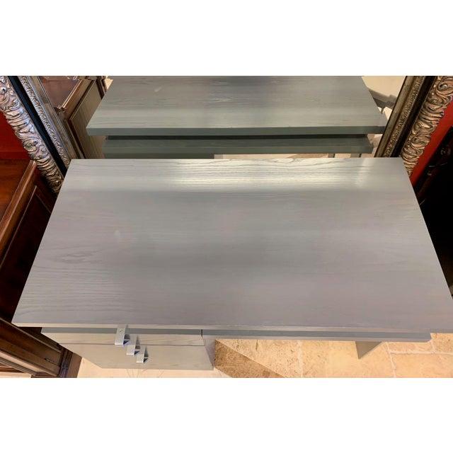 Gray Industrial Antoine Proulx Tanker Desk For Sale - Image 8 of 13