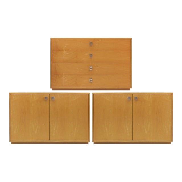 Mid-Century Maple Dresser or Cabinets by Jack Cartwright for Founders Furniture - Image 1 of 10