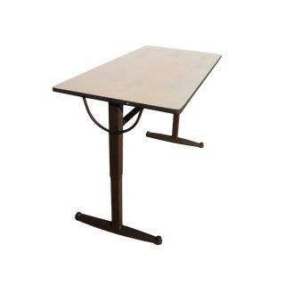 Vintage School Table
