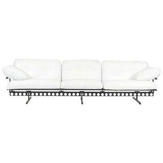 Postmodern Poltrona Frau Ouverture Sofa by Pierluigi Cerri For Sale