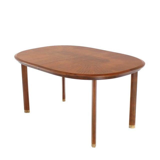 Edmond J. Spence Vintage Mid-Century Edmond Spence Dining Table For Sale - Image 4 of 9