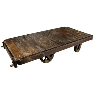 Industrial Cart For Sale