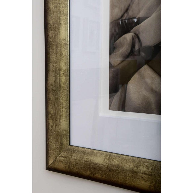 Framed Archival Pigment Print of Jean Harlow: George Hurrell, 1936 - Image 6 of 8