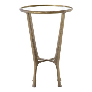 Contemporary Erdos + Ko Cranston Side Table For Sale
