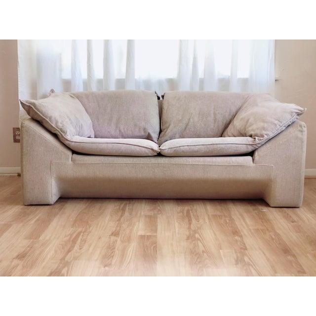 N. Eilersen Danish Modern Down Sofa For Sale - Image 12 of 13