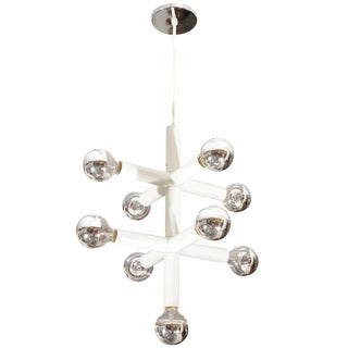 Five Arm Chandelier For Sale
