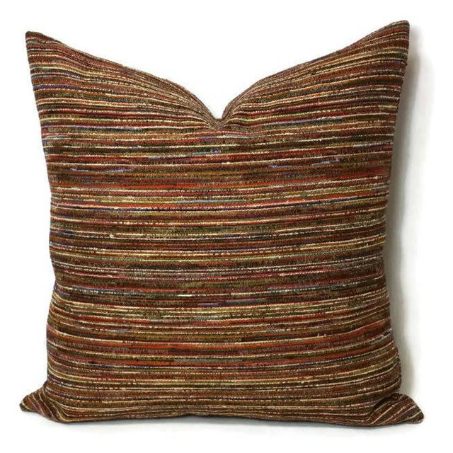 Kravet Couture Touch of Color Pillow Cover For Sale In Portland, OR - Image 6 of 6