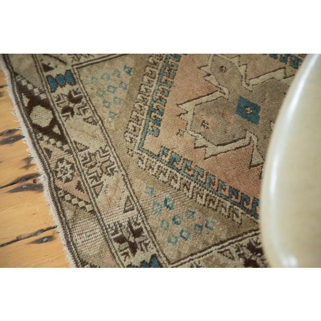 Vintage Oushak Square Rug - 2′9″ × 3′2″ - Image 6 of 8