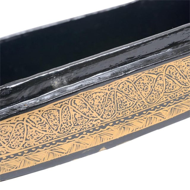 Golden Vineyard Kashmiri Box - Image 3 of 5
