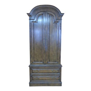 Italain Provincial Style Armoire For Sale