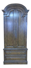 Image of Italian Armoires Wardrobes and Linen Presses