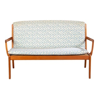 1960s Mid-Century Modern Restored Danish Ole Wanscher Sofa by Cado, Include Choice of Upholstery For Sale