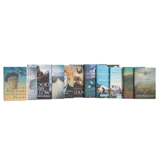 Modern Curated Dust Jackets Book Set, (S/20) Preview