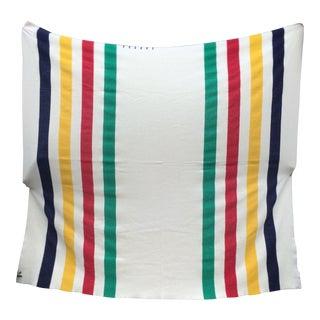 Vintage Hudson Bay Point Blanket