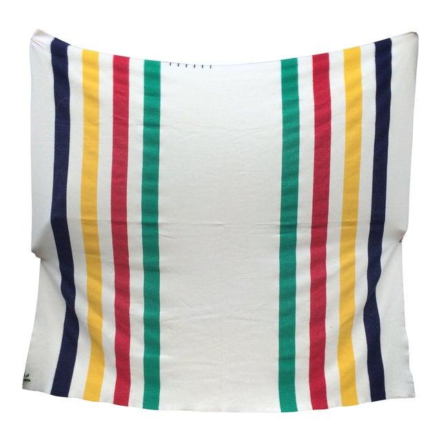 Vintage Hudson Bay Point Blanket - Image 1 of 9