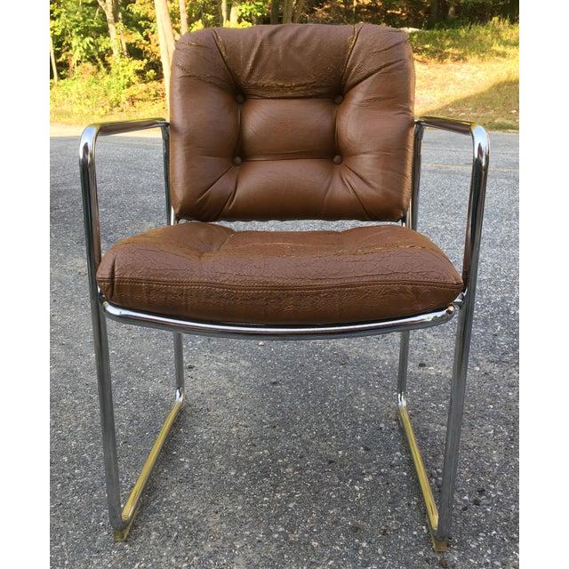 ChromCraft Tubular Chrome Dining Chairs - Set of 4 For Sale - Image 9 of 9