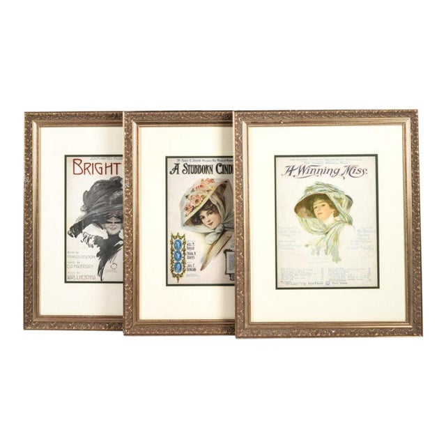 Old Fashioned Playbill Frames Illustration - Ideas de Marcos ...
