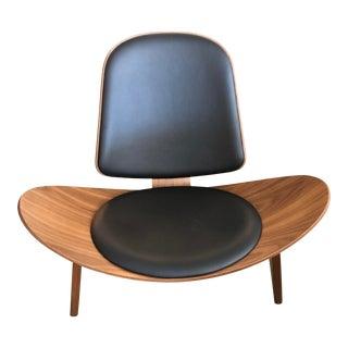 Hans Wegner's Ch07 Shell Chair For Sale