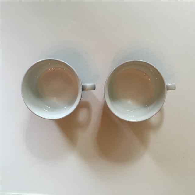 Arabia of Finland Valencia Coffee Cups - Pair - Image 4 of 4