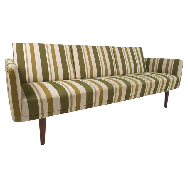 Mid-Century Danish Sofa Attributed to Børge Mogensen For Sale