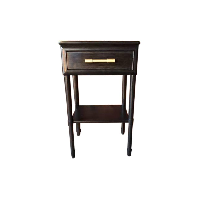 Raymond Loewy Vintage Brown Side Table - Image 1 of 5