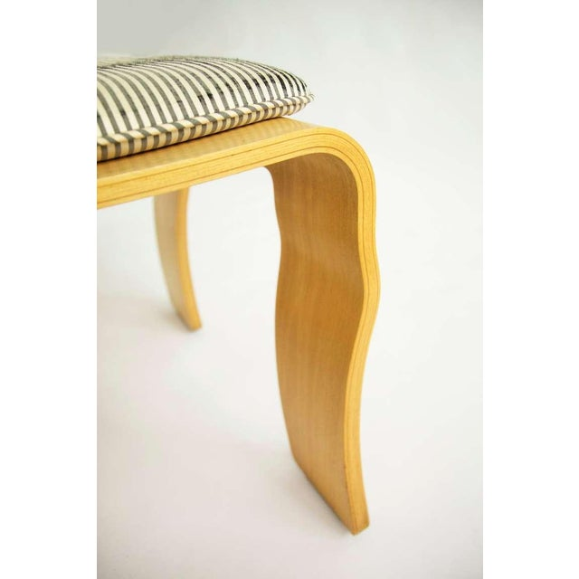 Pair of Robert Venturi Empire Chairs For Sale - Image 9 of 10