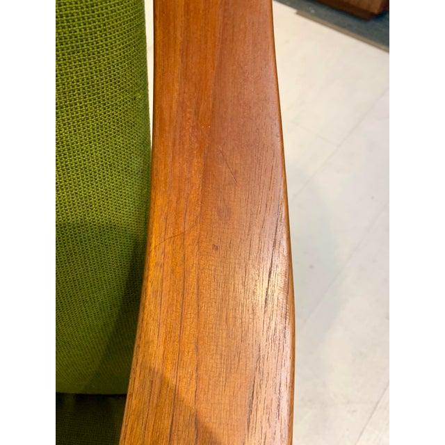 Mid Century Modern Peter Hvidt & Orla Mølgaard-Nielsen for John Stuart Lounge Chair For Sale - Image 11 of 13