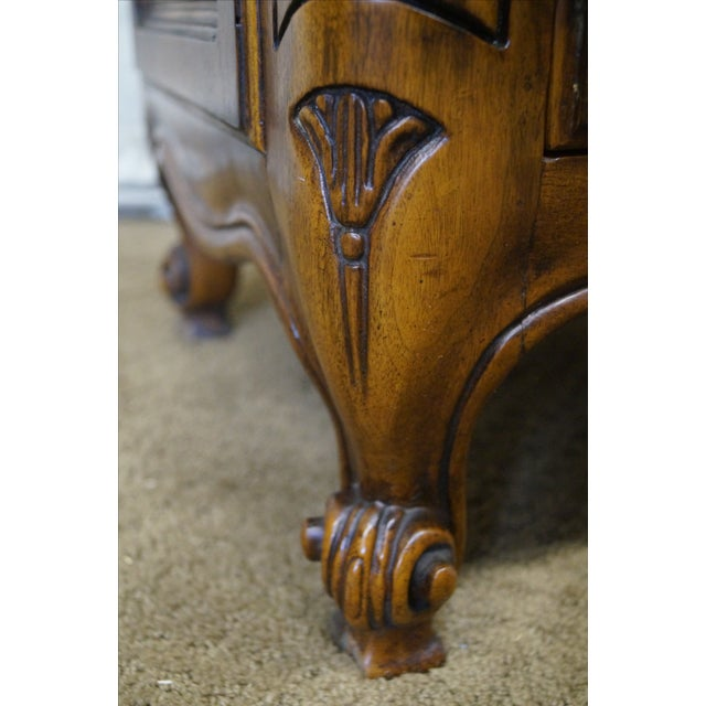 Karges Louis XV-Style Nightstand - Image 9 of 10