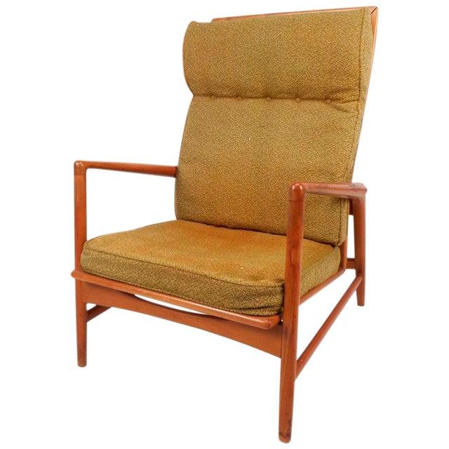 Ib Kofod-Larsen High Back Lounge Chair - Image 1 of 10