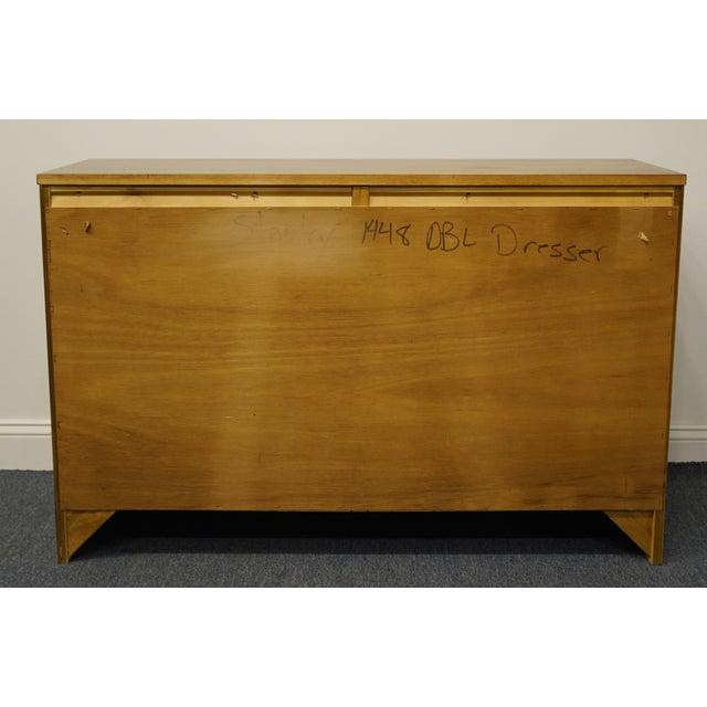 Sumter Cabinet Co. Walnut Italian Provincial Double Dresser For Sale - Image 10 of 12