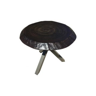 Castelle Park Place Altra Live Edge Outdoor Side Table Preview