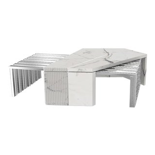 Vertigo Outdoor Center Table From Covet Paris For Sale