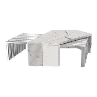 Vertigo Outdoor Center Table From Covet Paris For Sale