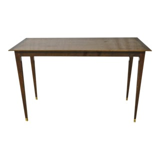 Pure Rosewood Console Table For Sale